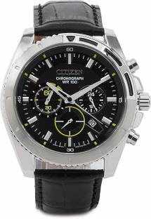 Citizen AN8015-01E Analog Black Dial Men's Watch