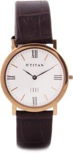 Titan Edge NH679WL01 Analog Watch