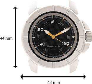 Fastrack NG3088SL02 Commando Men's Watch (NG3088SL02)