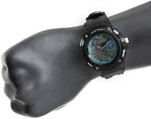 Sonata NH7989PP01J Ocean Analog-Digital Watch