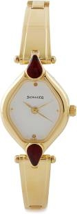 Sonata NH8063YM05C Analog Watch (NH8063YM05C)