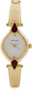 Sonata NH8063YM05C Analog Watch
