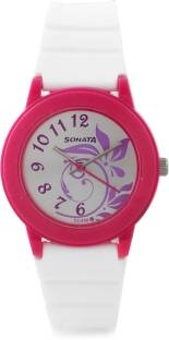 Sonata NG8992PP04 Analog Silver Dial Women's Watch