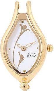 Titan Raga NH2457YM01 Analog Watch (NH2457YM01)