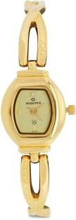 Maxima 07191BMLY Analog Gold Dial Women's Watch (07191BMLY)