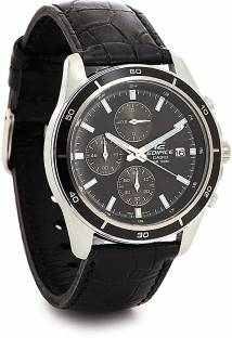 Casio Edifice EFR-526L-1AVUDF (EX096) Chronograph Black Dial Men's Watch (EFR-526L-1AVUDF (EX096))