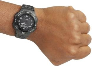 Casio Youth AD168 Combination Analog-Digital Watch