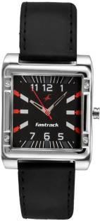 Fastrack NG3040SL02C Analog Black Dial Men's Watch