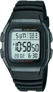 Casio Youth D054 W-96H-1BVDF Digital Watch (D054 W-96H-1BVDF)