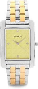 Sonata 7953BM01 Essen Analog Watch (7953BM01)