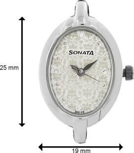 Sonata 8048SM04C Analog multicolor Dial Women's Watch