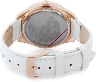 Guess W0229L5 White Dial Analog Women's Watch (W0229L5)
