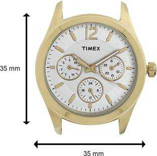 Timex T2P065 E-Class Analog Watch (T2P065)