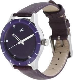 Fastrack NG6078SL05C Analog Watch