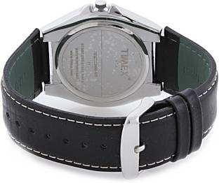 Timex EL03 Fashion Analog Black Dial Men's Watch (EL03)