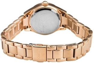 Guess W0230L3 Rose Gold Dial Analog Women's Watch