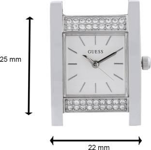 Guess W0127L1 Silver Dial Analog Women's Watch (W0127L1)