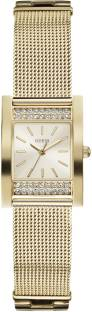 Guess W0127L2 Gold Dial Analog Women's Watch