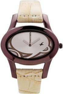 Fastrack NG9732QL01 Casual Analog Women's Watch (NG9732QL01)
