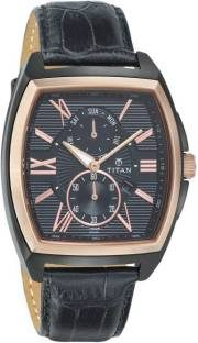 Titan 90007KL01J Analog Watch (90007KL01J)