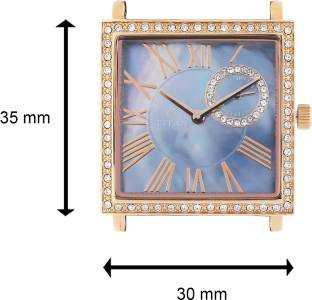 Titan 9961WL03 Analog Purple Dial Women's Watch (9961WL03)