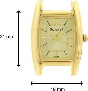 Sonata NF70088014YM02 Analog Watch (NF70088014YM02)