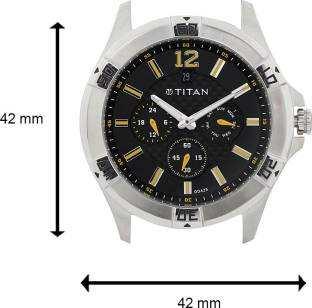Titan Octane 1622SM01 Analog Watch (1622SM01)