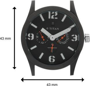 Titan 9473AP04J Analog Watch