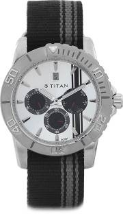 Titan Octane 9490SP01 Titan Ocatne Analog Watch