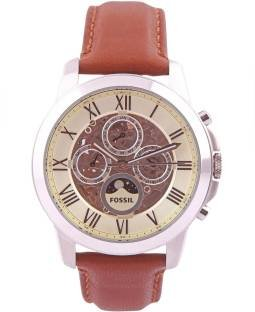 Fossil ME3027 Analog Watch