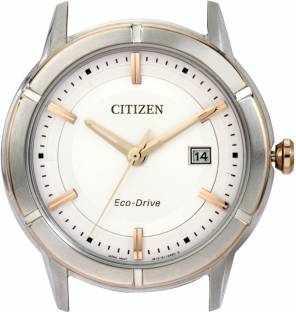 Citizen Eco-Drive AW1084-51A Analog White Dial Men's Watch
