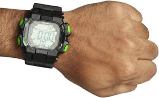 Sonata NH77025PP01 Superfibre Ocean III Digital Watch