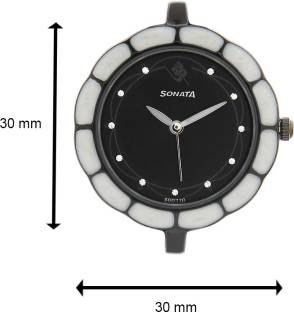 Sonata 8120NM01 Sona Sitara Analog Watch (8120NM01)
