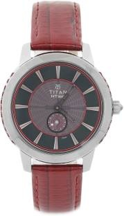 Titan 2523QL02 HTSE 3 Analog Watch (2523QL02)