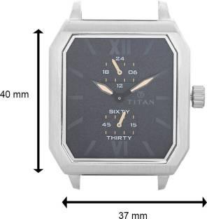 Titan Octane 1643SL01 Analog Watch (1643SL01)