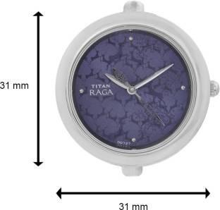 Titan Raga NH2532SM01 Analog Watch