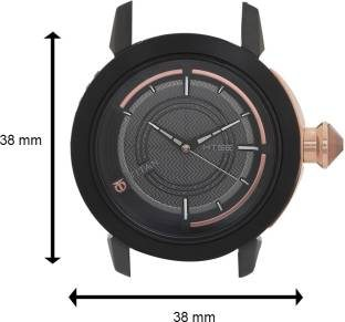 Titan 2525KL01 HTSE 3 Analog Watch
