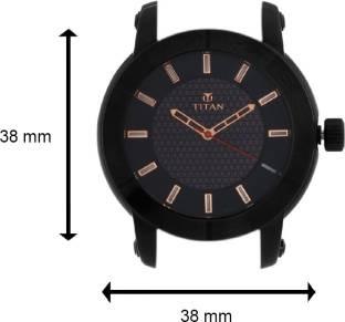 Titan 2526NL01 HTSE Analog Watch (2526NL01)