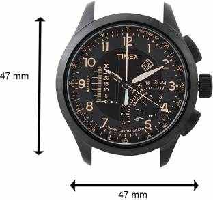 Timex T2P277 Intelligent Analog Watch (T2P277)