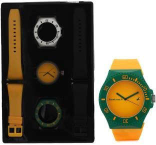 Fastrack 9949PP10 Analog Unisex Watch
