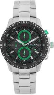 Titan Octane 9496KM01 Analog Watch (9496KM01)