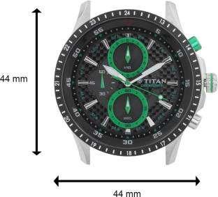 Titan Octane 9496KM01 Analog Watch