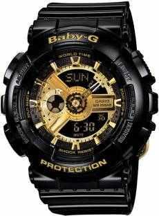 Casio Baby-G BX015 Analog-Digital Watch (BX015)