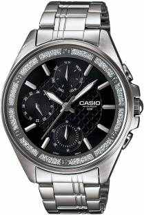 Casio Enticer A855 Analog Watch (A855)
