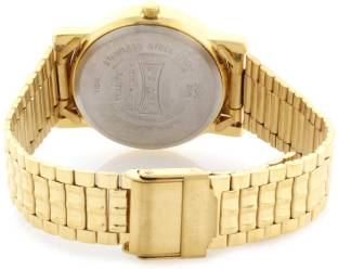 Sonata NF7987YM06 Analog Gold Dial Men's Watch (NF7987YM06)
