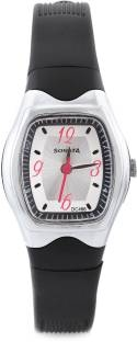 Sonata NH8989PP03CJ Analog White Dial Women's Watch (NH8989PP03CJ)