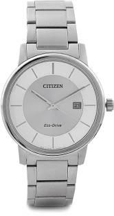 Citizen Eco-Drive BM6750-59A Analog White Dial Men's Watch