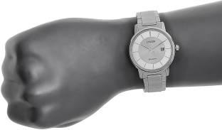 Citizen Eco-Drive BM6750-59A Analog White Dial Men's Watch (BM6750-59A)