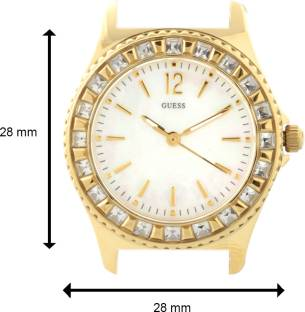 Guess W0025L2 Mother of Pearl Dial Analog Women's Watch