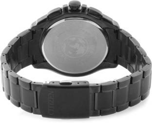 Citizen Eco-Drive CA0275-55E Analog Black Dial Men's Watch (CA0275-55E)